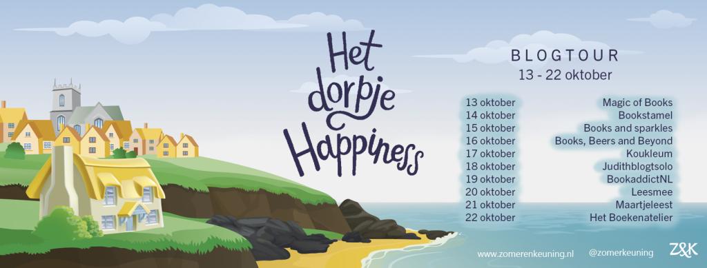 Het dorpje Happiness