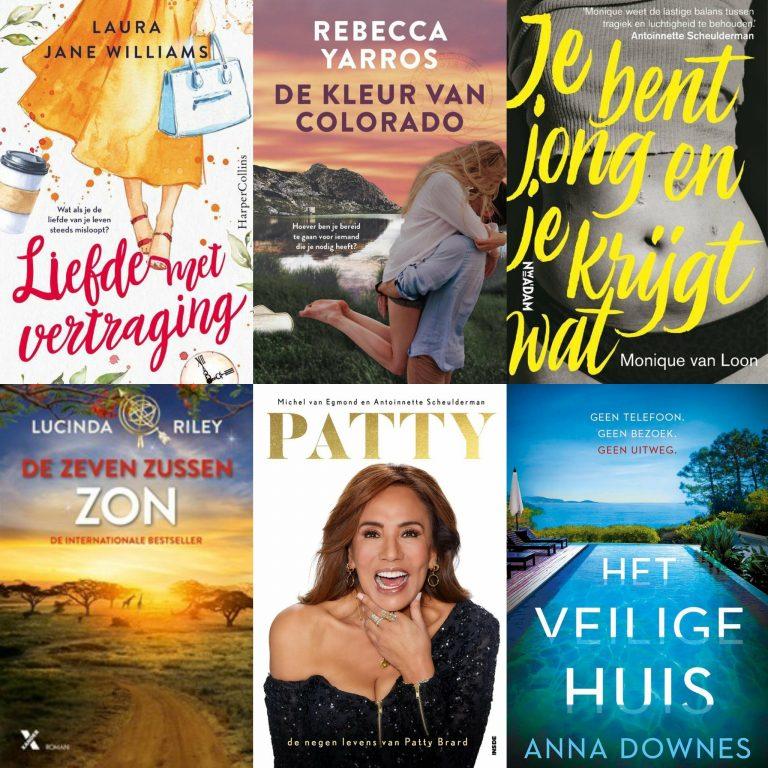 Deze boeken las ik in juli, augustus en september 2020