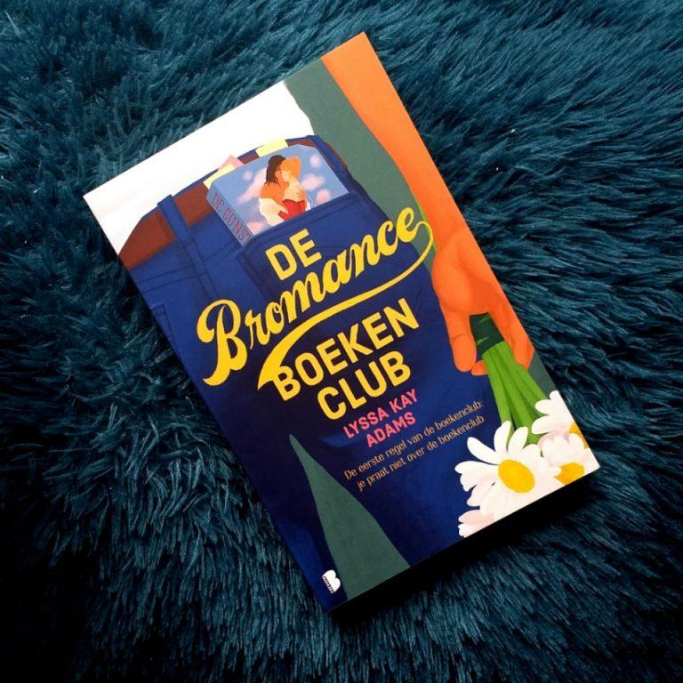 De bromance boekenclub – Lyssa Kay Adams