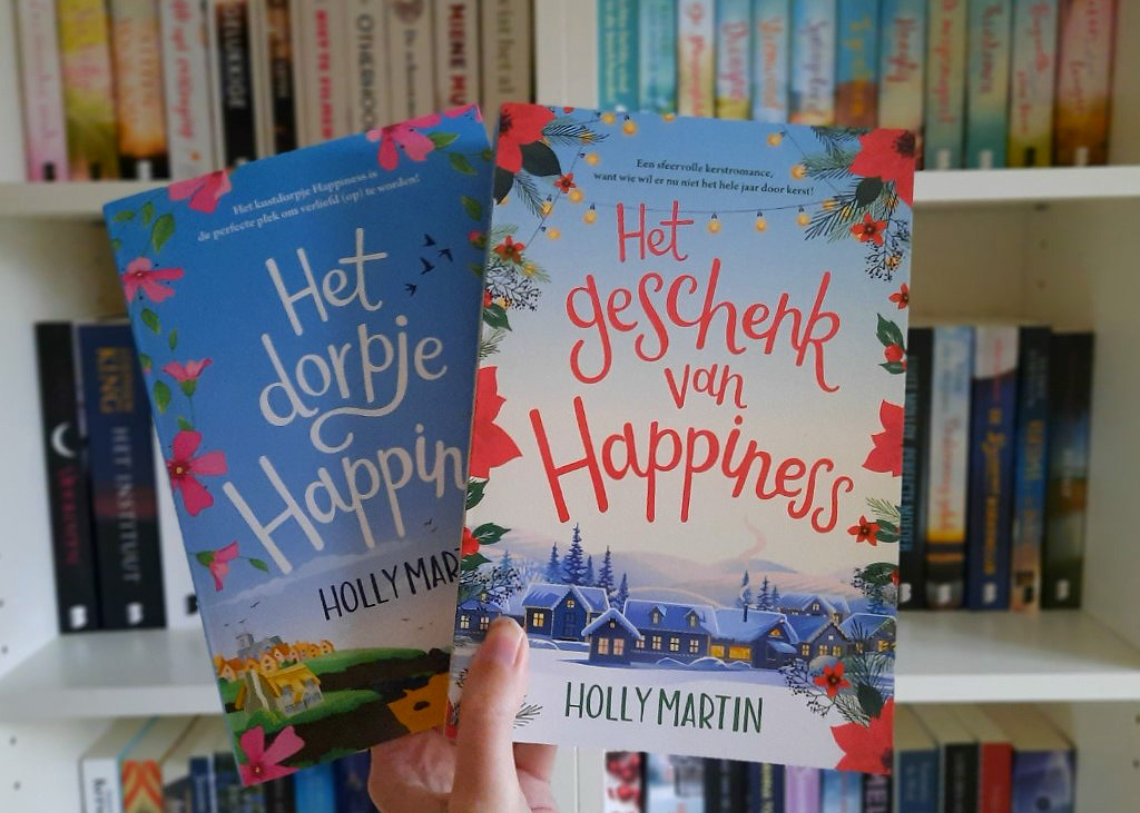 happiness - Holly Martin