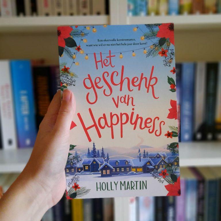 Blogtour: Het geschenk van Happiness (Happiness #2) – Holly Martin