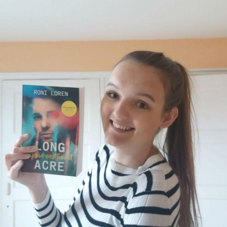 Hij die vasthoudt (Long Acre #4)- Roni Loren