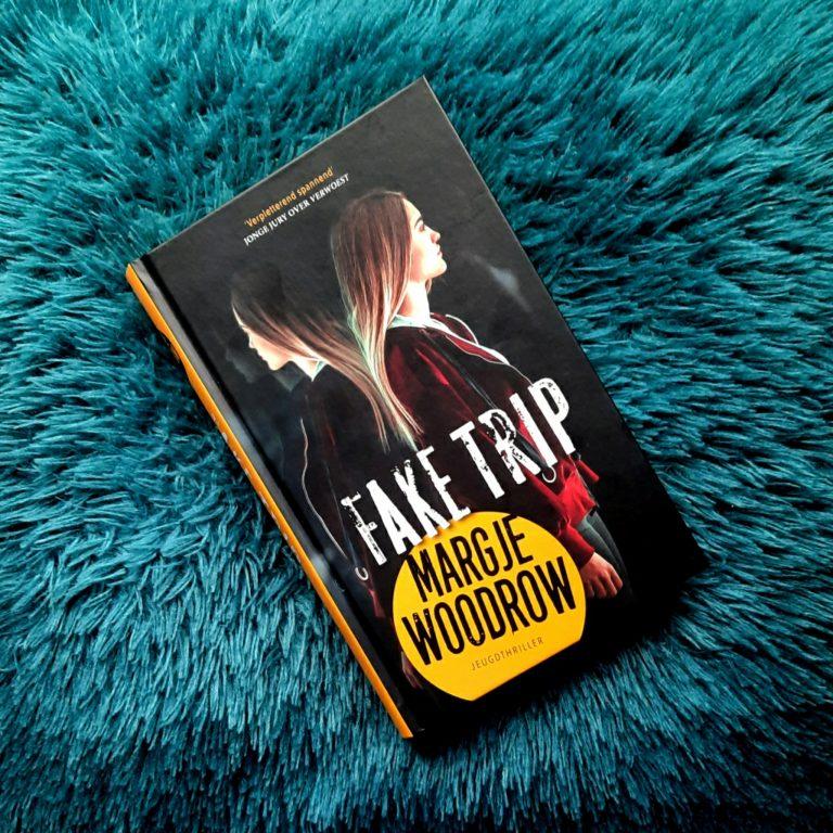 Fake trip – Margje Woodrow