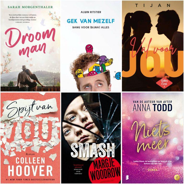 Voorjaar van 2021: Deze boeken verschijnen bij Z&K, Fontein, Boekerij en A.W. Bruna