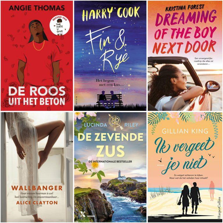 Voorjaar 2021: Deze boeken verschijnen bij Xander, Best of YA, HarperCollins en meer
