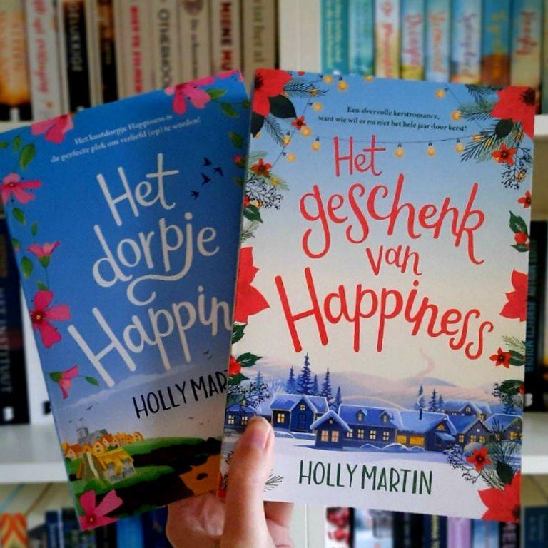 We gaan op reis naar… Happiness!