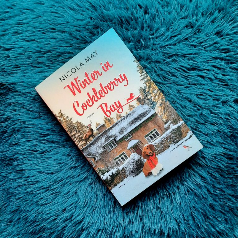 Blogtour: Winter in Cockleberry Bay – Nicola May