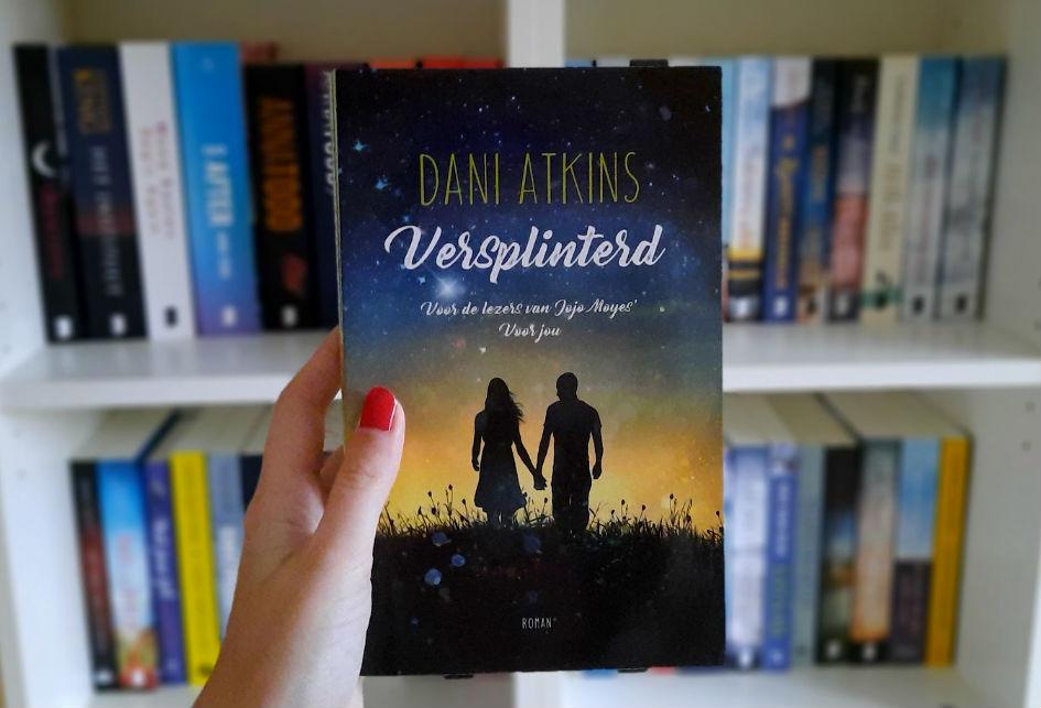 Bookhaul december 2020 Versplinterd - Dani Atkins