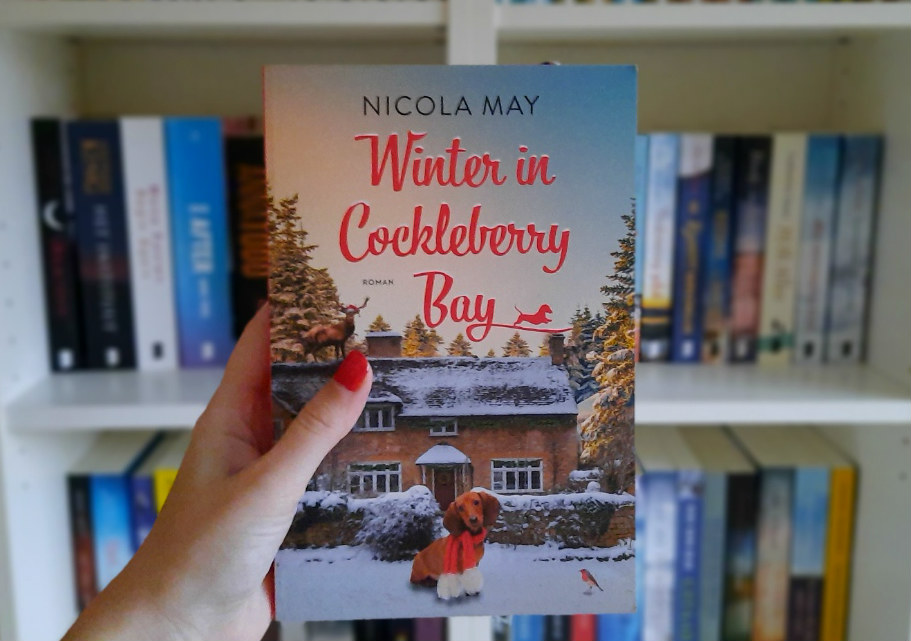 Winter in Cockleberry - Nicola May
