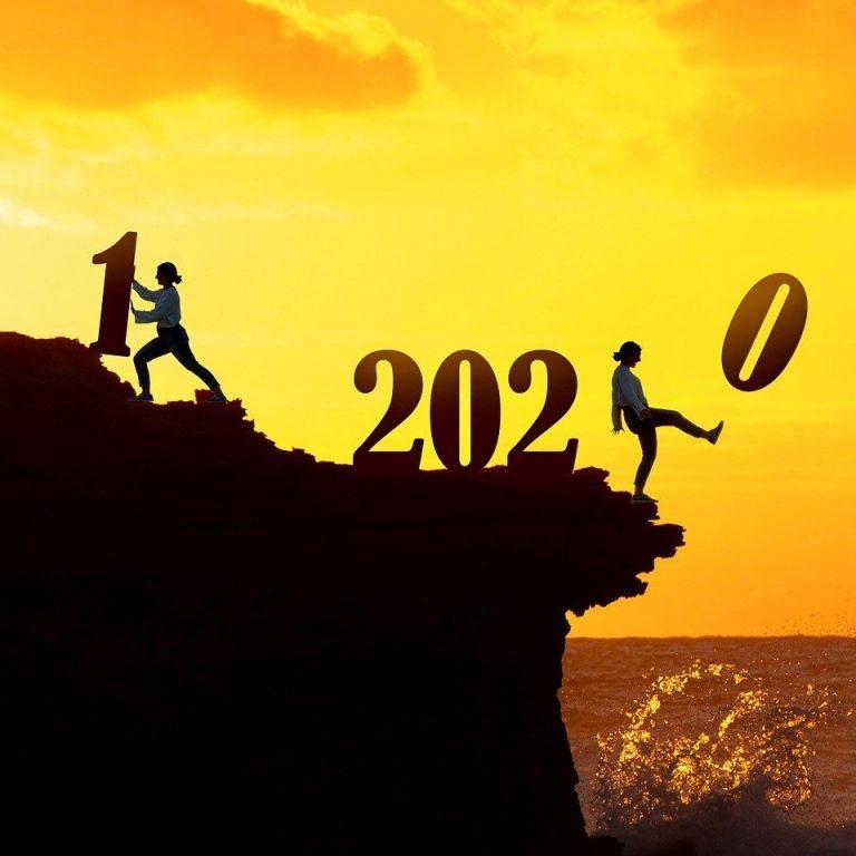 Mijn doelen voor 2021 + toch nog even terugblikken op 2020