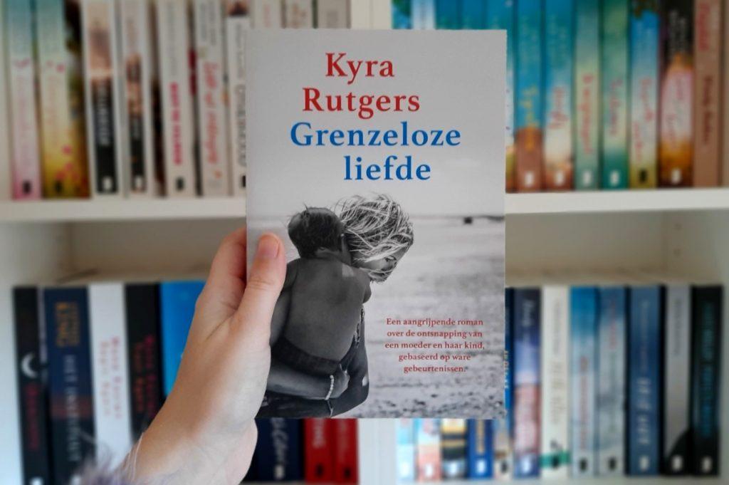Grenzeloze liefde - Kyra Rutgers