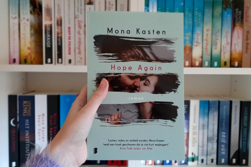 Hope Again - Mona Kasten (februari 2021)