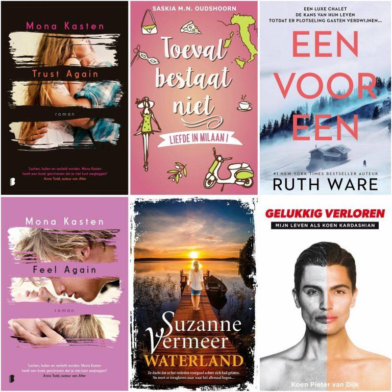Reading Challenge | Deze boeken las ik in januari 2021