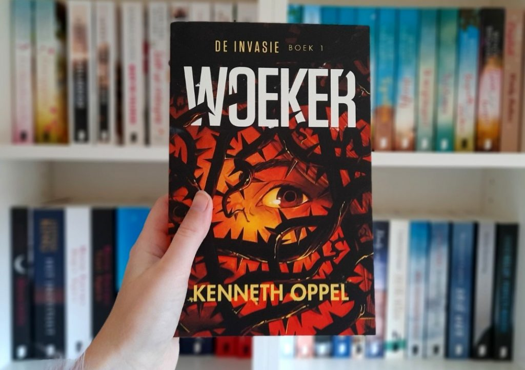 Woeker - Kenneth Oppel