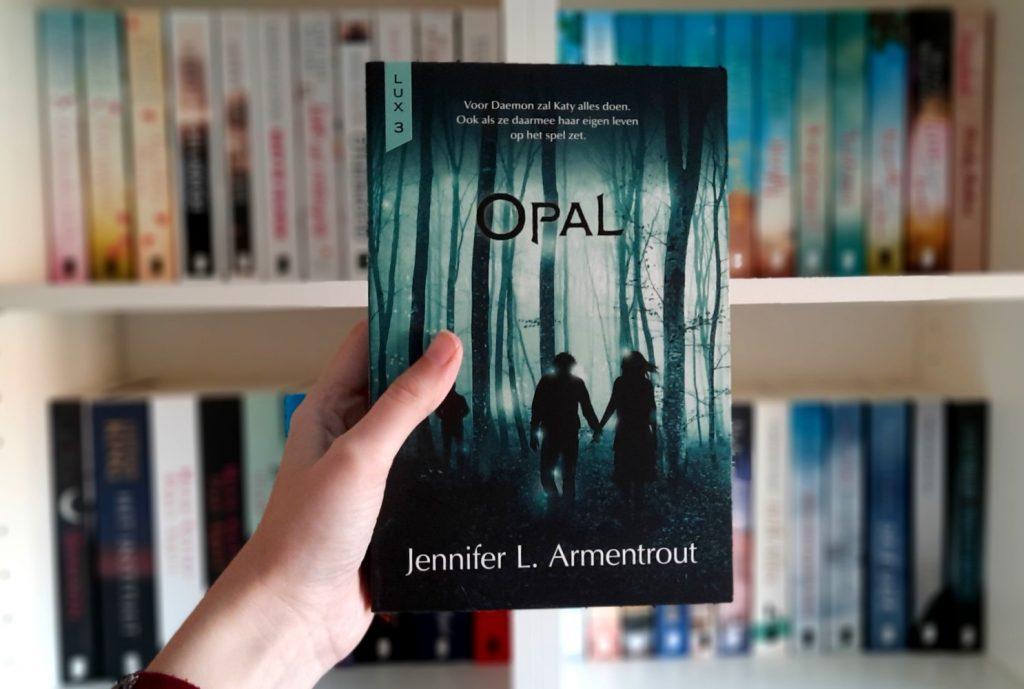 Opal (Lux #3) - Jennifer L. Armentrout