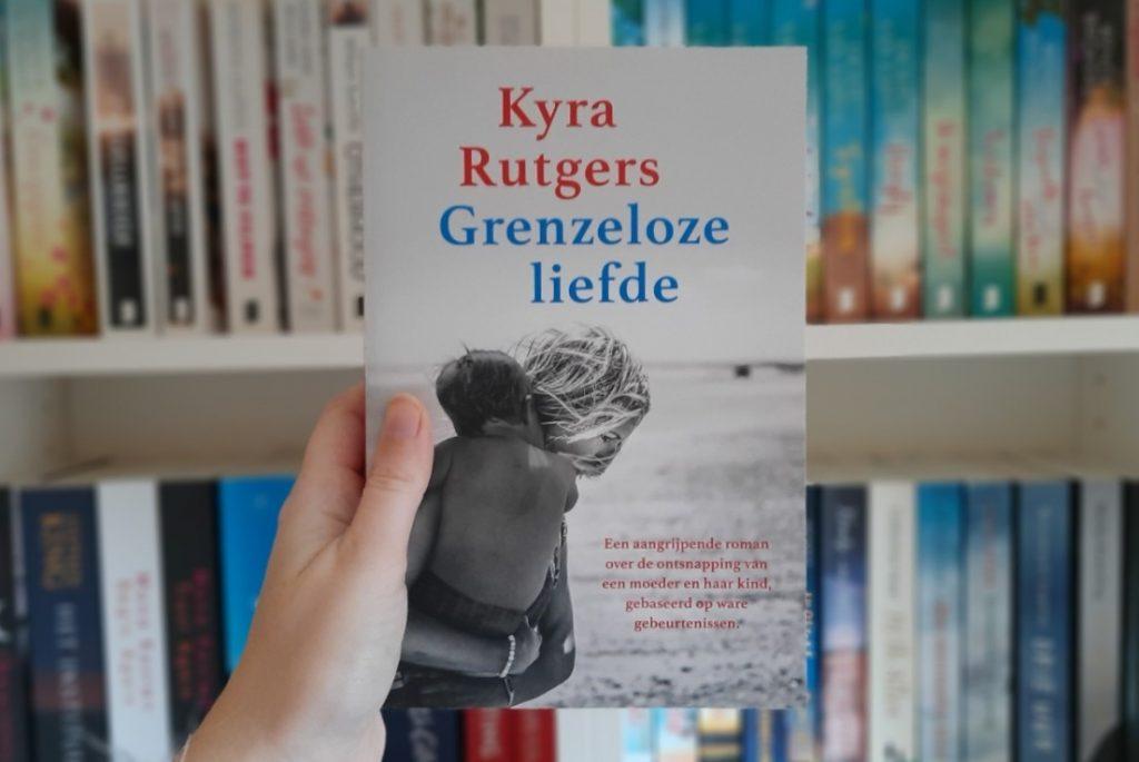 Grenzeloze liefde - Kyra Rutgers (februari 2021)