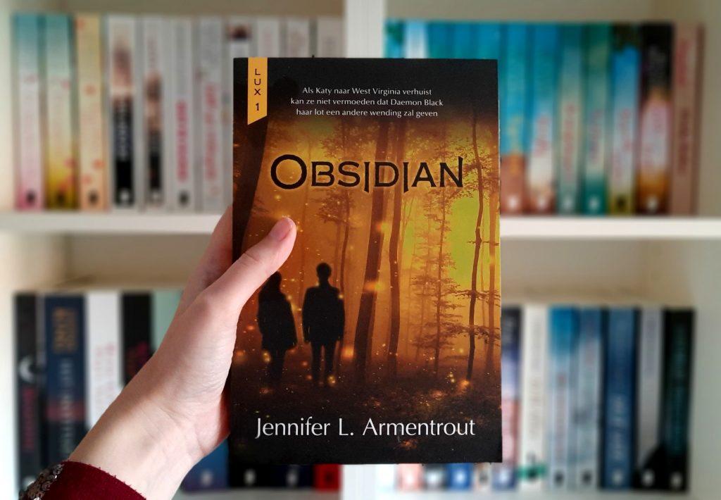 Obsidian (Lux #1) - Jennifer L. Armentrout