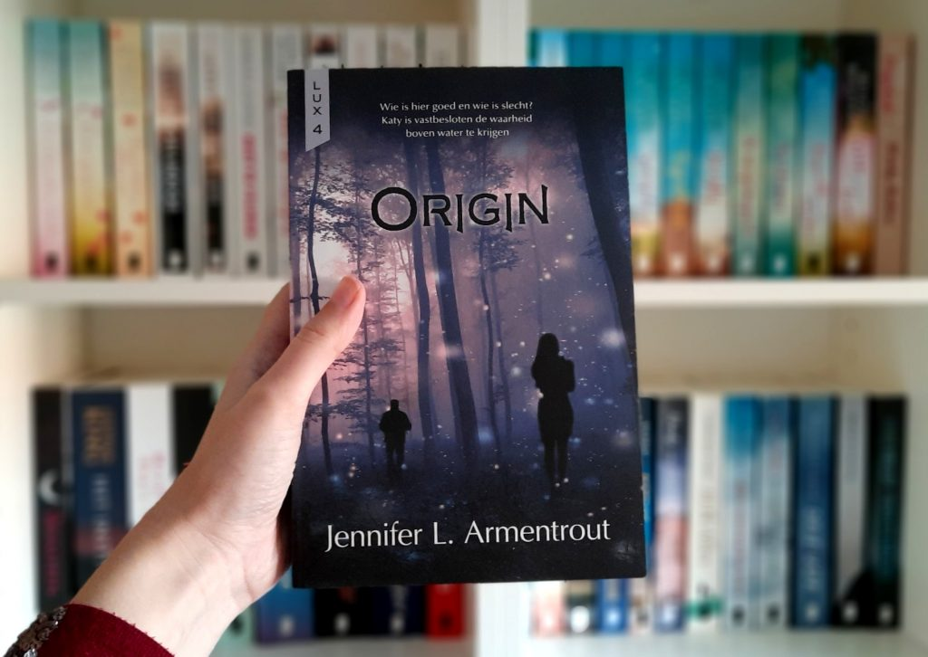 Origin (Lux #4) - Jennifer L. Armentrout