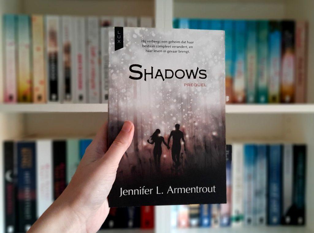 Shadows (Lux #1.5) - Jennifer L. Armentrout
