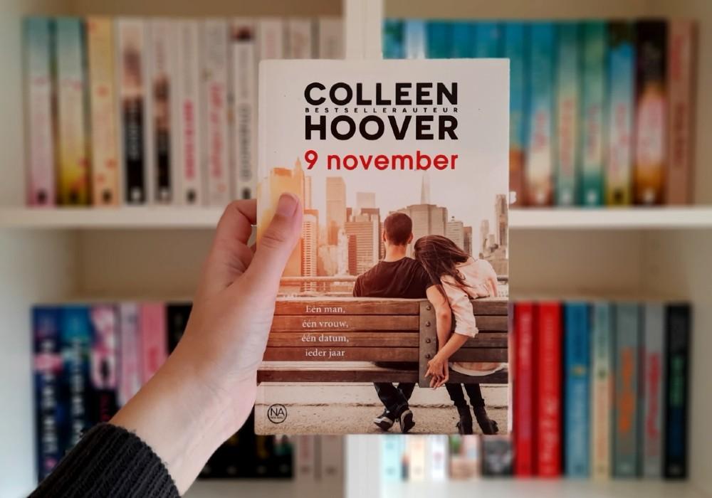 9 november - Colleen Hoover