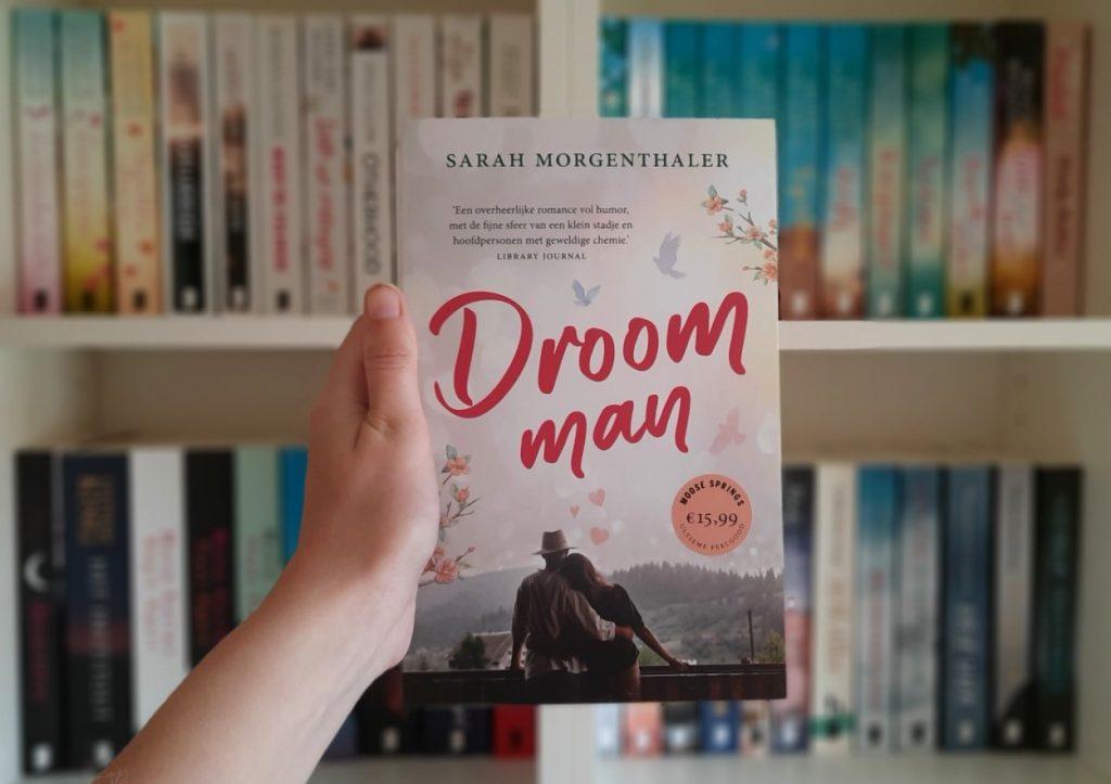Droomman - Sarah Morgenthaler