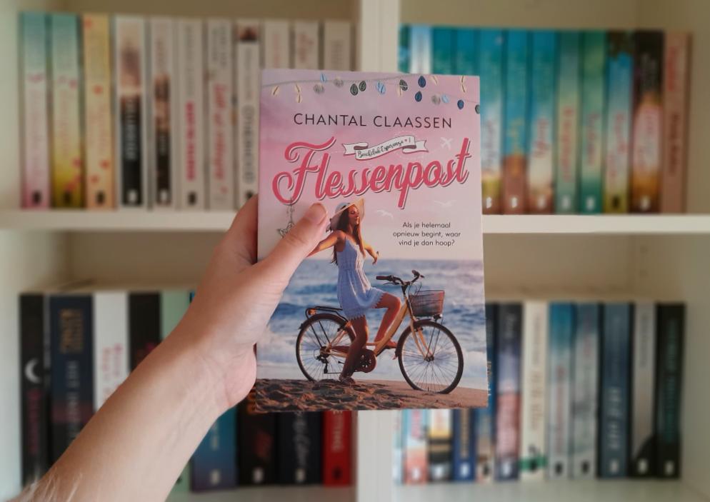 Flessenpost - Chantal Claassen