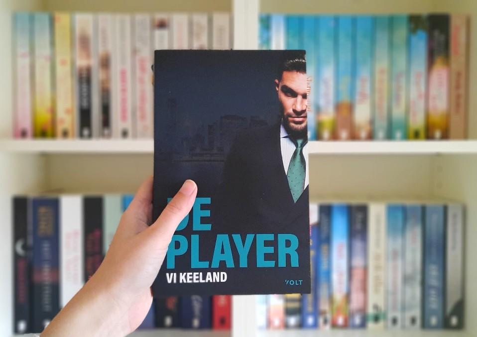 De player - Vi Keeland (maart 2021)