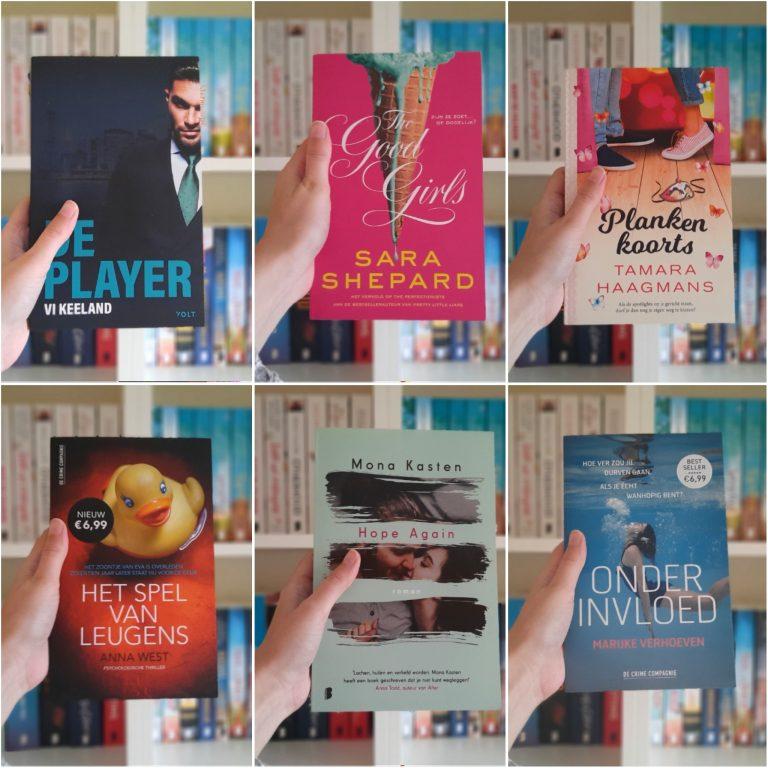 Reading Challenge | Deze boeken las ik in maart 2021