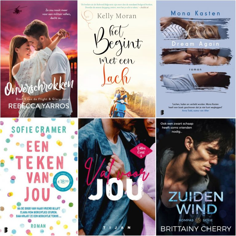Zomer 2021: Deze boeken verschijnen bij Z&K, Fontein, A.W. Bruna & Boekerij