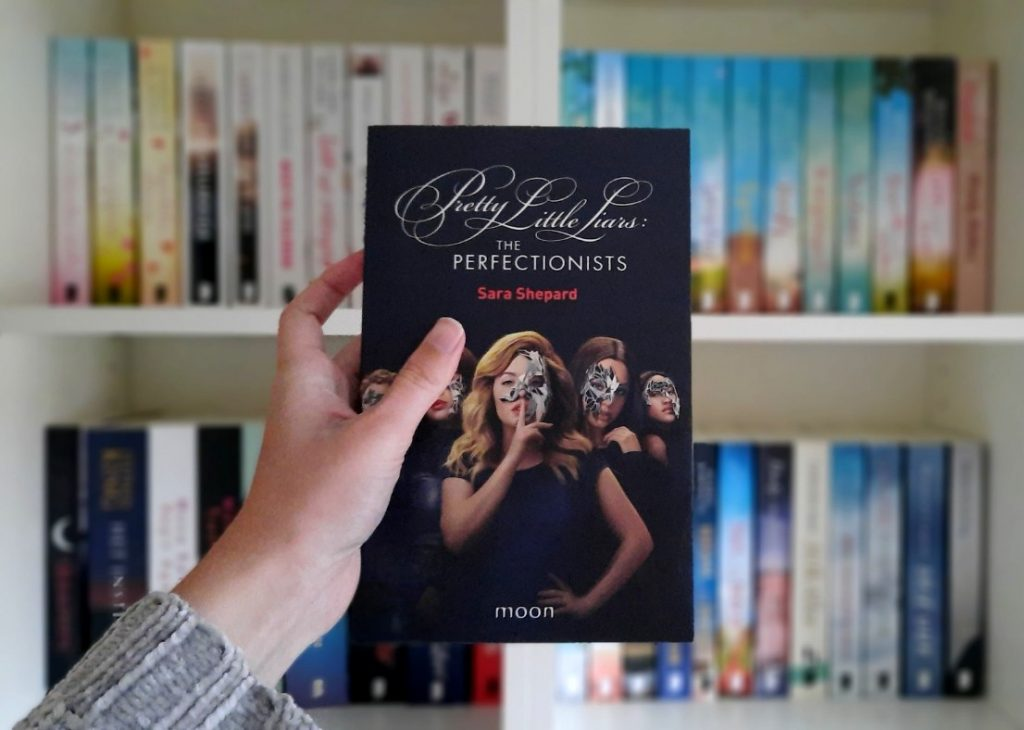 PLL: The Perfectionists - Sara Shepard (Maart 2021)