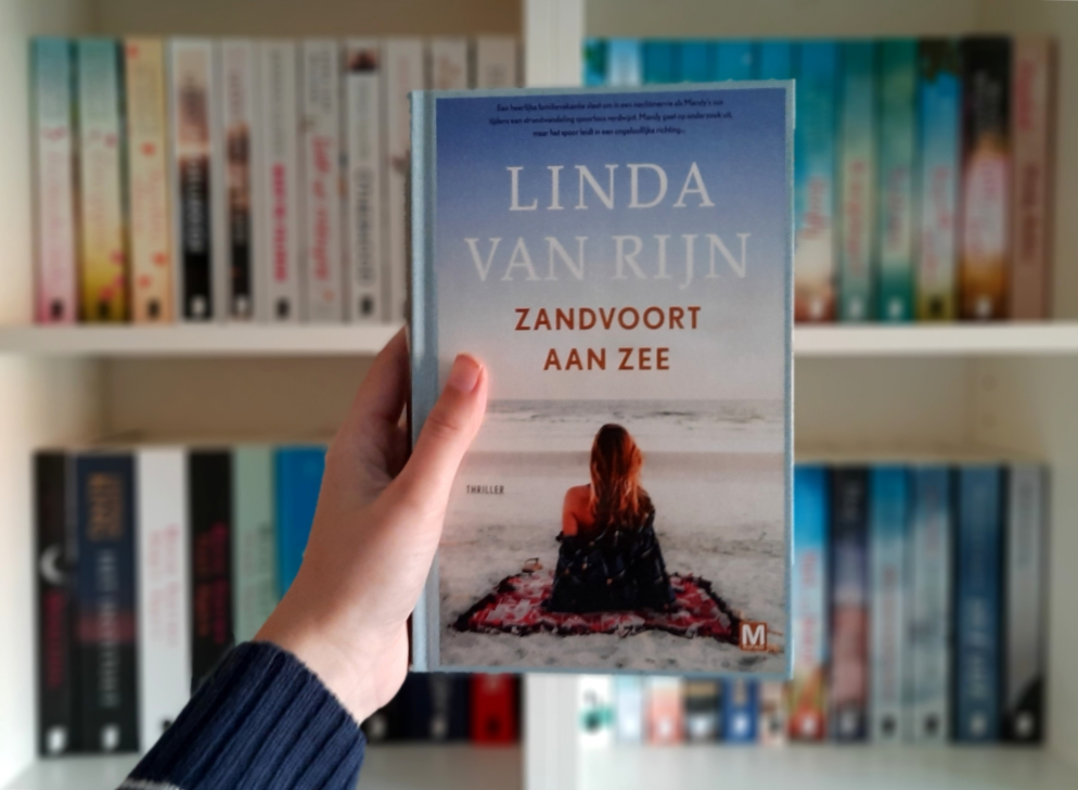 Zandvoort aan zee - Linda van Rijn (april 2021)