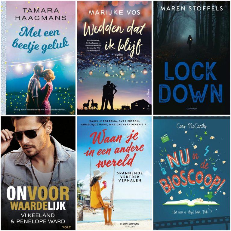 Zomer 2021: Deze boeken verschijnen bij Best of YA, HarperCollins, L.S. Amsterdam en meer
