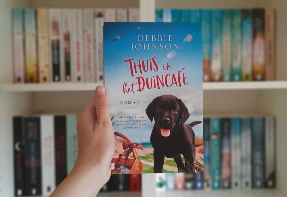 Thuis in het Duincafé - Debbie Johnson