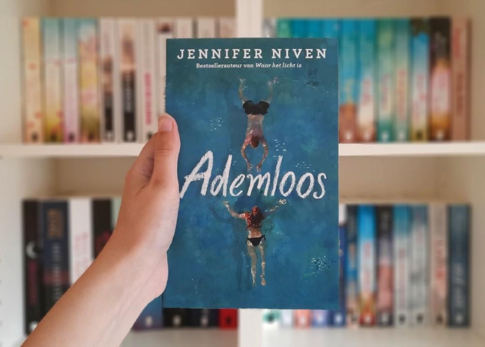 Ademloos - Jennifer Niven