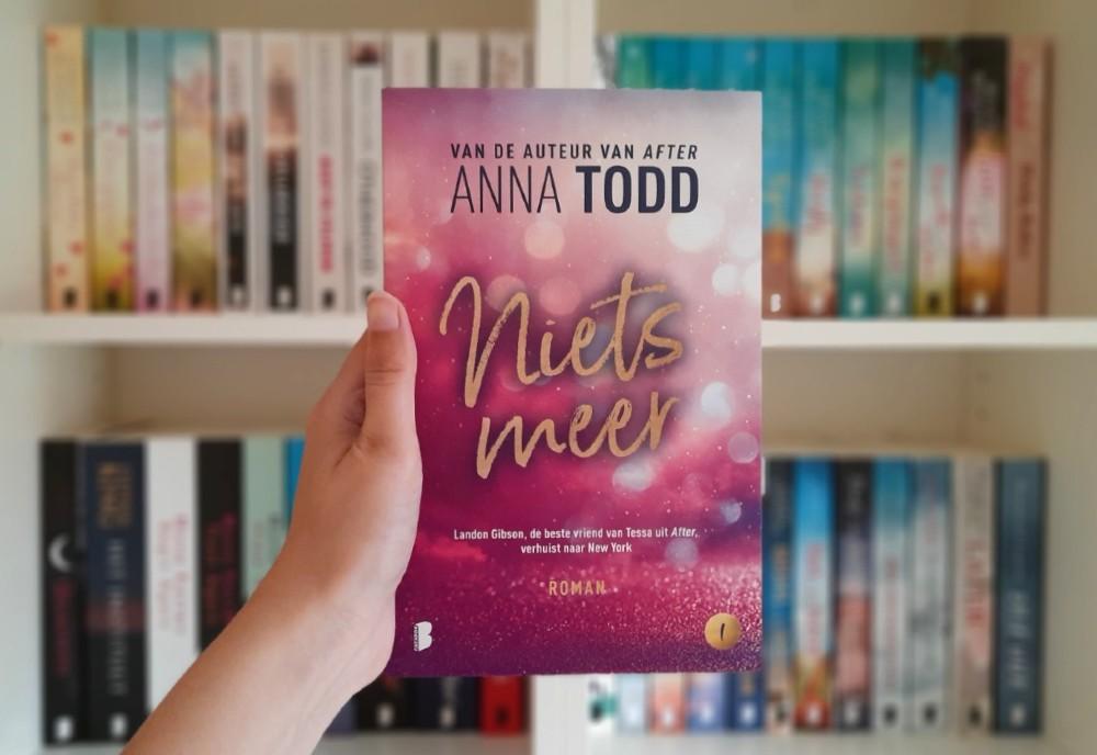 Niets meer - Anna Todd
