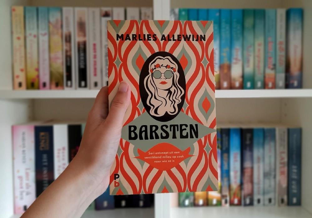 Barsten - Marlies Allewijn