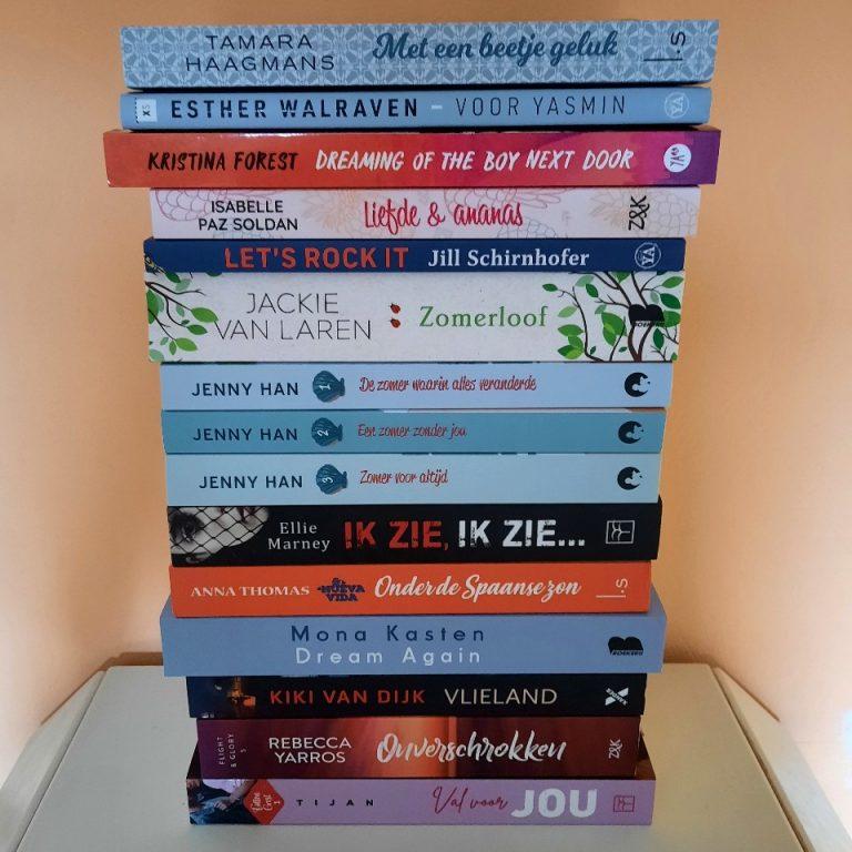 Bookhaul juni 2021