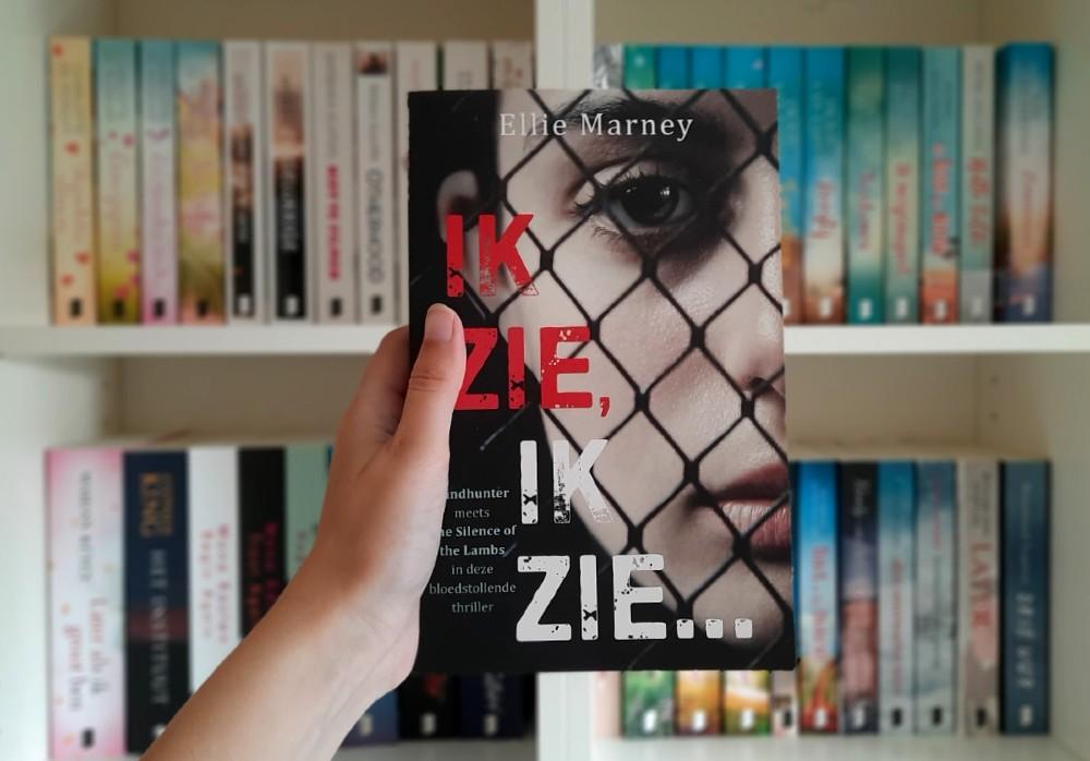 Ik zie ik zie - Ellie Marney (juni 2021)