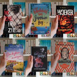Boeken gelezen juni 2021