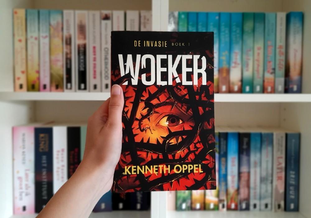 Woeker - Kenneth Oppel
