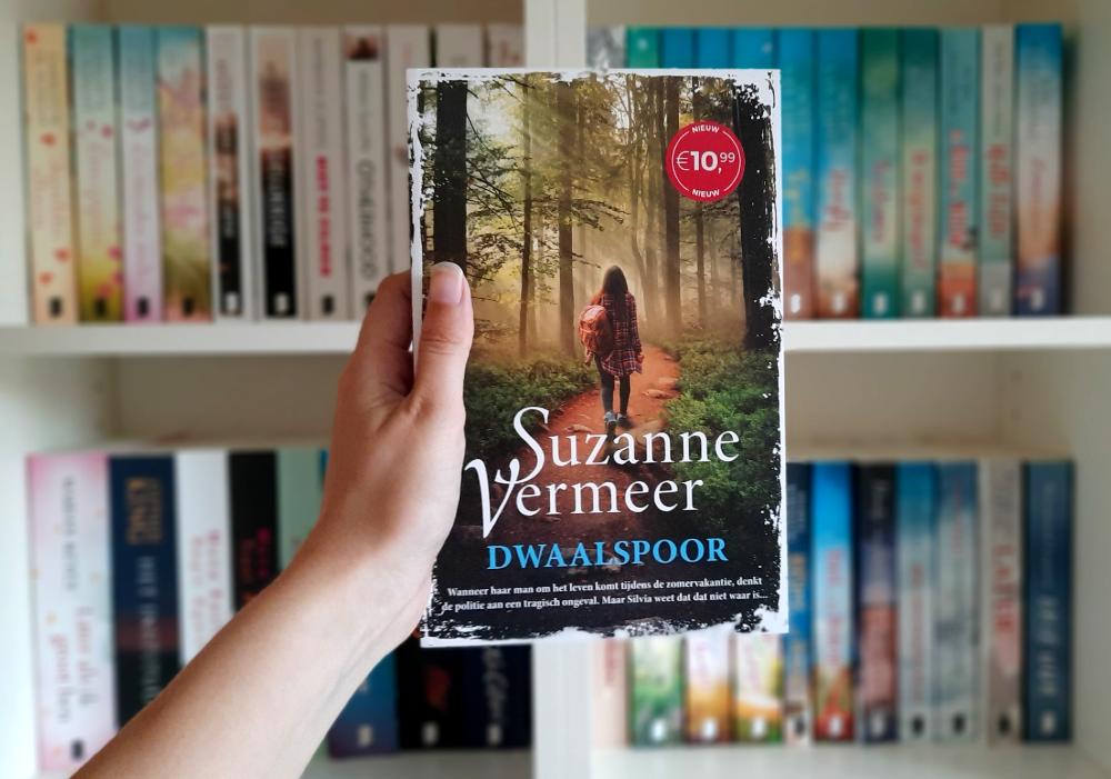 Dwaalspoor - Suzanne Vermeer