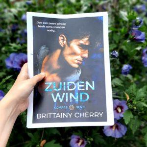 Zuidenwind (Kompas #1) - Brittainy Cherry