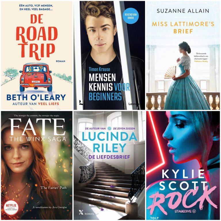 Deze boeken verschijnen in september 2021