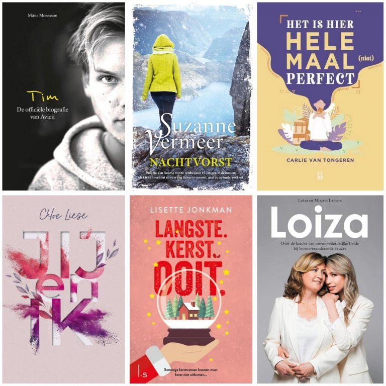 Najaar 2021 | Deze boeken verschijnen bij A.W. Bruna, Volt, Blossom, LS. Amsterdam en meer…