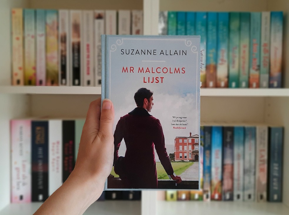 Mr. Malcolms Lijst - Suzanne Allain