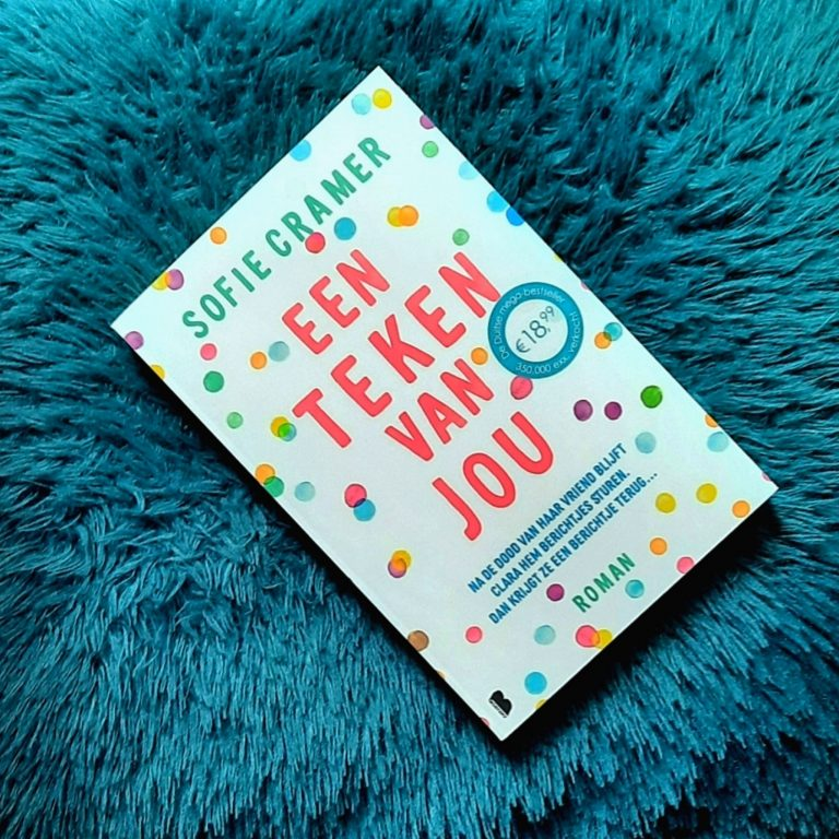 Een teken van jou – Sofie Cramer