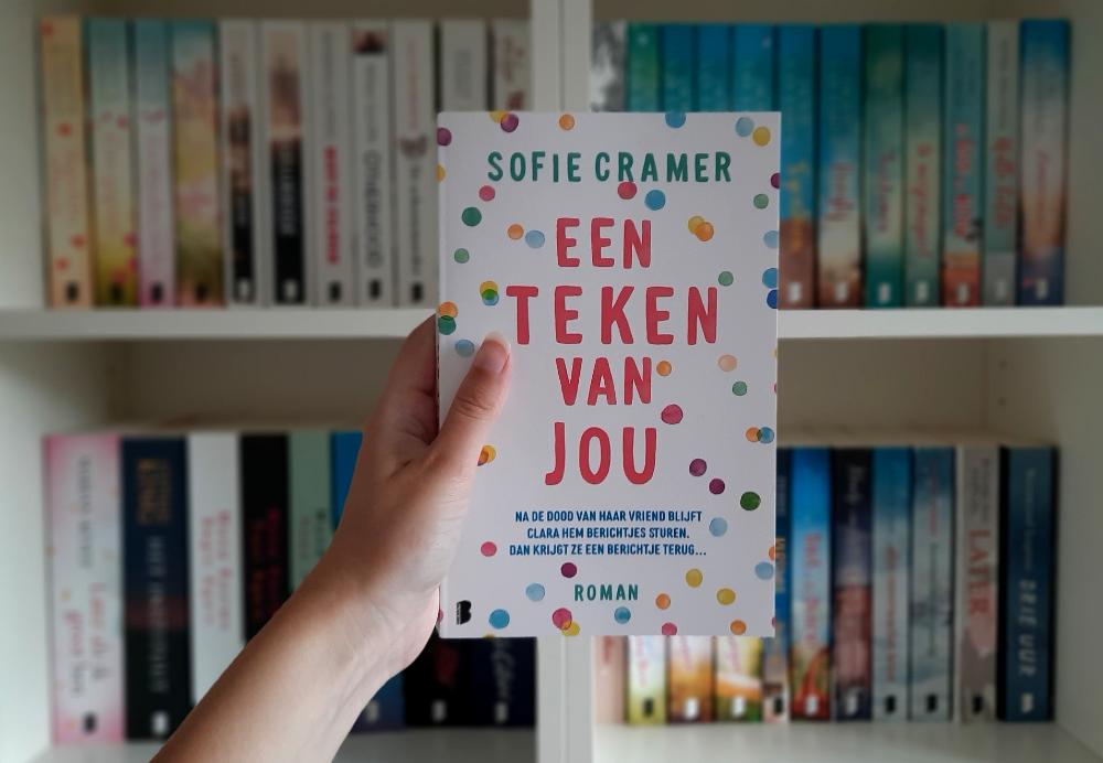 Een teken van jou - Sofie Cramer (september 2021)