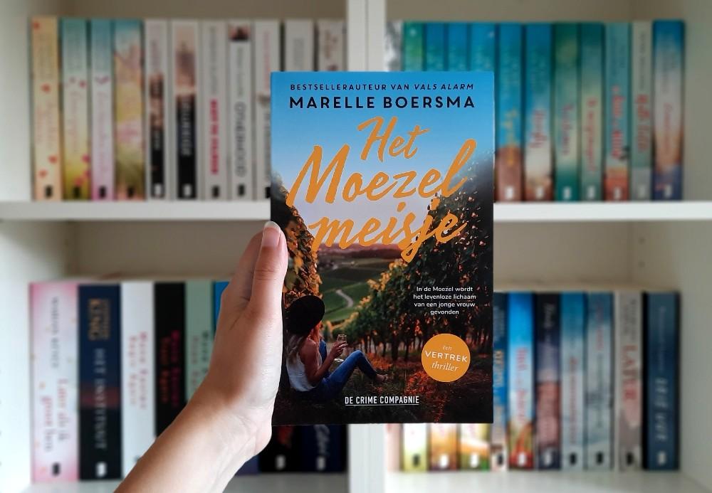 Het moezelmeisje - Marelle Boersma