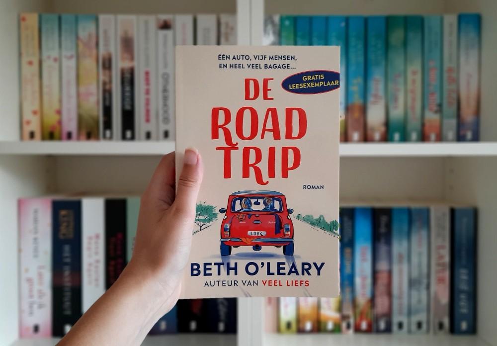 De roadtrip - Beth O'Leary (september 2021)