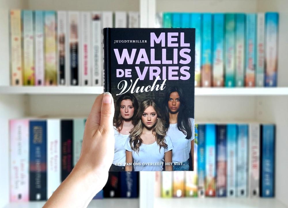 Vlucht - Mel Wallis de Vries